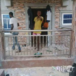 Stainless Steel Handrail Supply N Insatillion   Building Materials for sale in Lagos State, Lekki