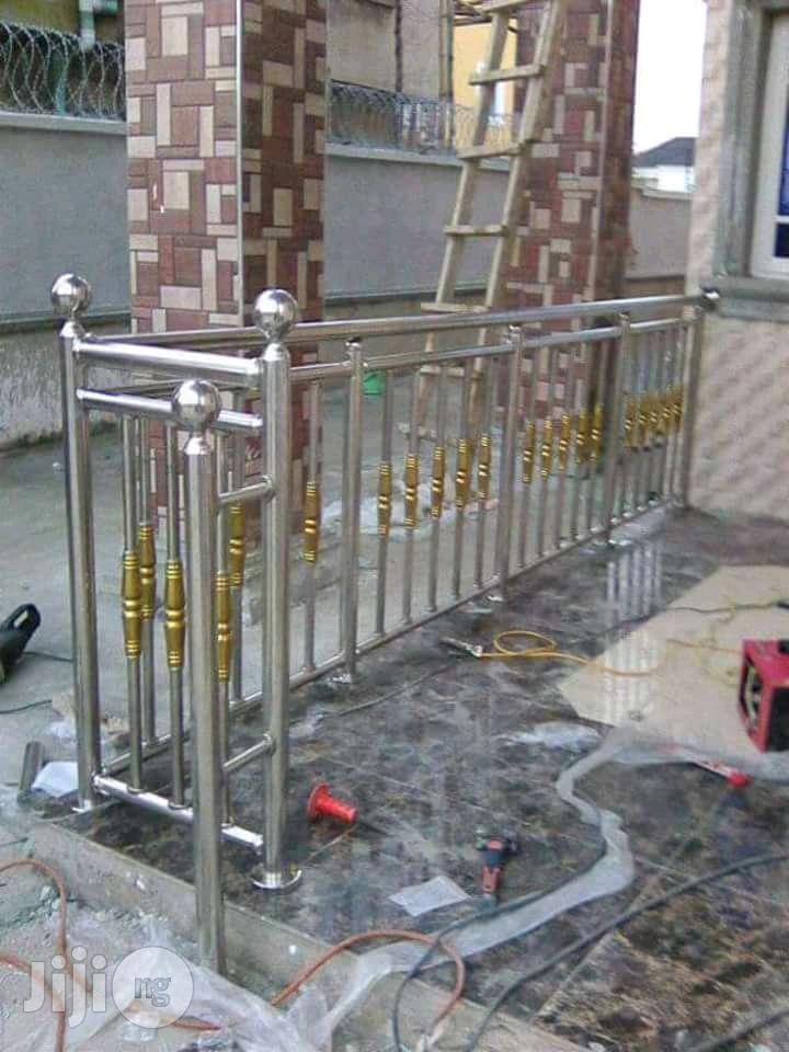 Archive: Stainless Steel Handrail Supply N Insatillion