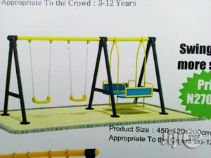 Play Ground Swing Fo Scho0ol Children   Toys for sale in Lagos State, Ikeja