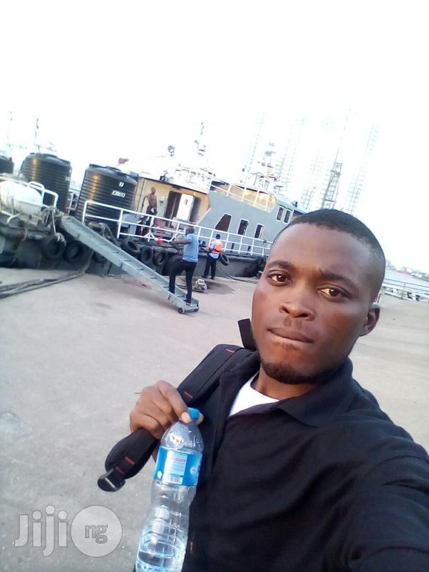 Marine Cargo Inspector Job
