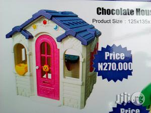 Children's Chocolate Plastic House   Manufacturing Services for sale in Lagos State, Ikeja