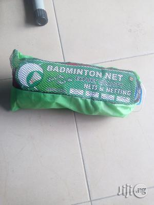 Durable Badminton Net | Sports Equipment for sale in Rivers State, Port-Harcourt
