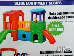 Baby Combiation Slide Double Slide Package Two   Toys for sale in Lagos State, Ikeja