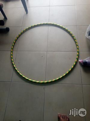 Hula Hoop for Fitness Exercise (Port Harcourt) | Sports Equipment for sale in Rivers State, Port-Harcourt