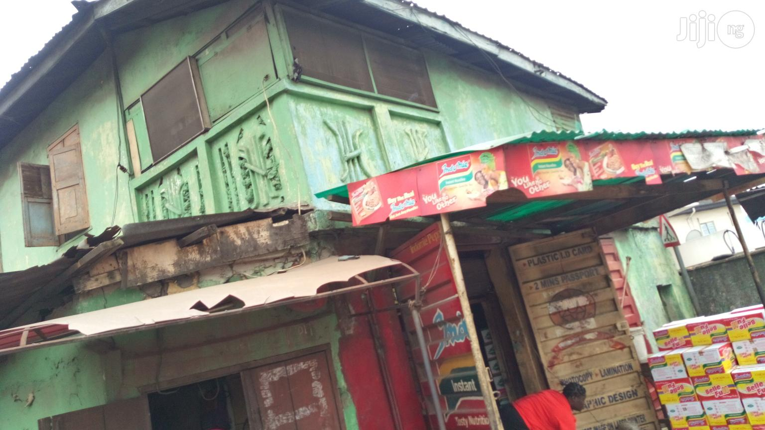 Commercial Property For Sale At Fadeyi Lagos
