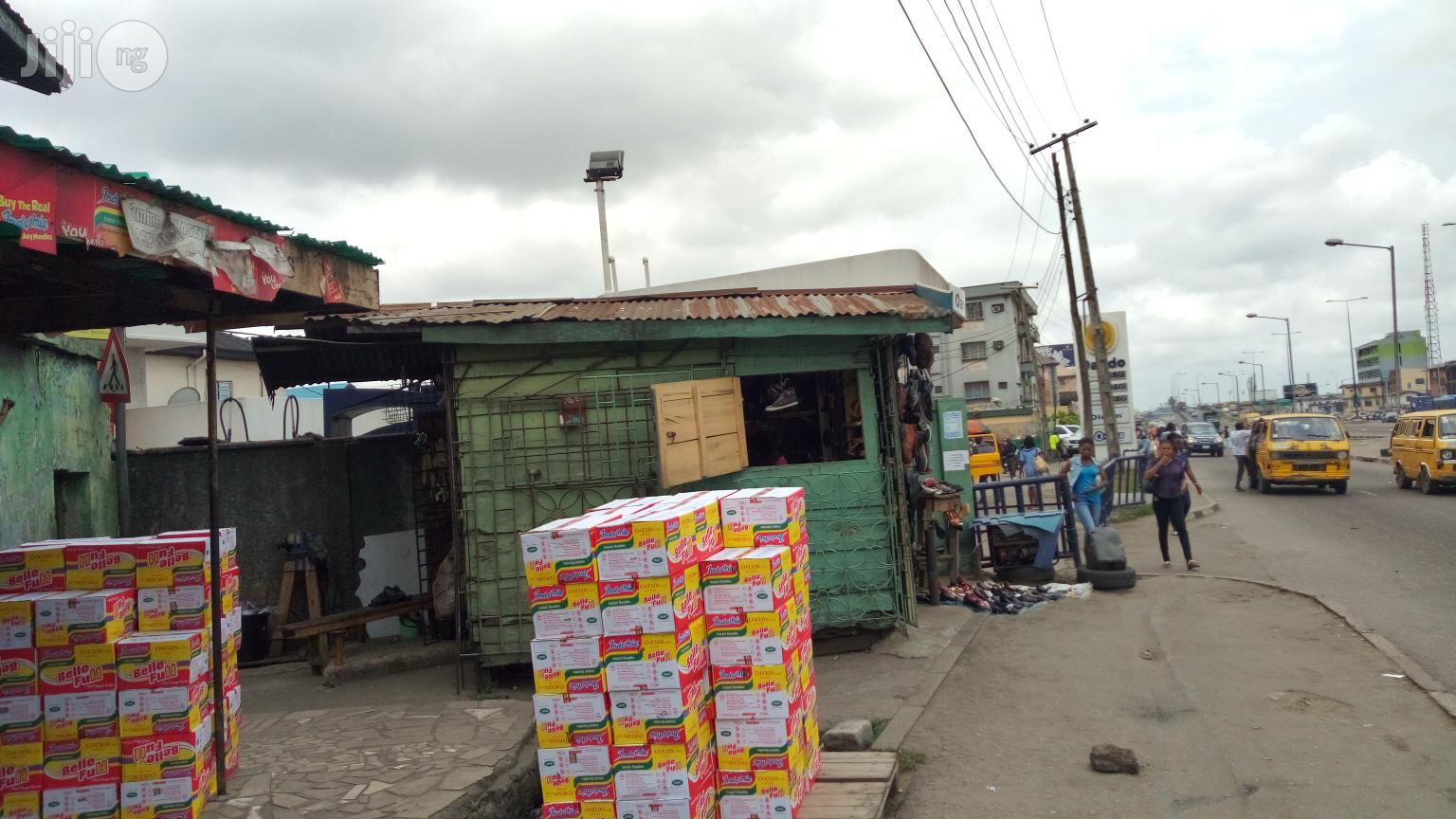Commercial Property For Sale At Fadeyi Lagos | Commercial Property For Sale for sale in Mushin, Lagos State, Nigeria