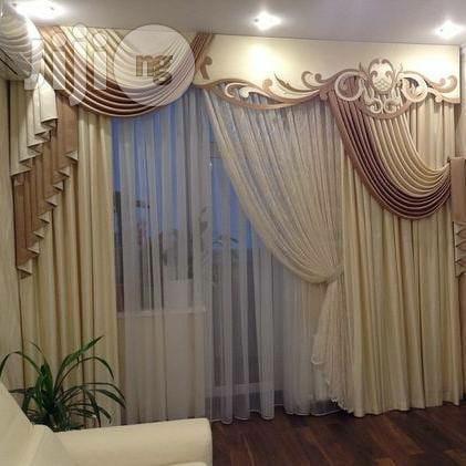 Curtains Interior Decoration