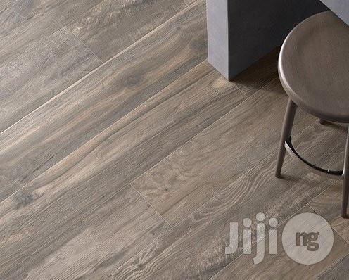 Wooden Floor Tiles Laminated Vinyl | Building Materials for sale in Oshimili South, Delta State, Nigeria