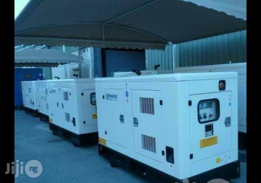 Heavy Duty Power Generators(Perkins England)