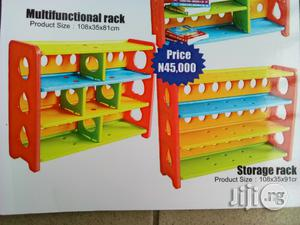 Multifunctional Plastic Rack For School Children   Manufacturing Services for sale in Lagos State, Ikeja