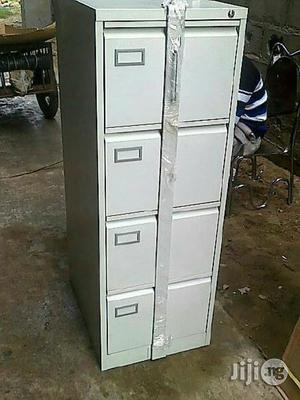 Metal Cabinets With Bar Lock Key | Furniture for sale in Lagos State