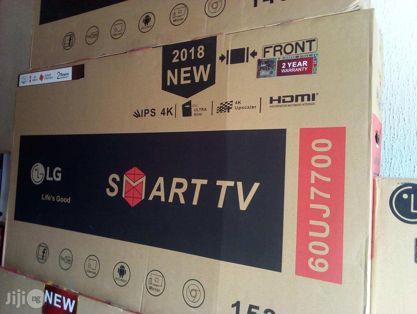 LG ,55inches LED Televison HDMI | TV & DVD Equipment for sale in Ojo, Lagos State, Nigeria