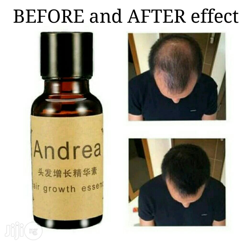 Andrea Hair Booster