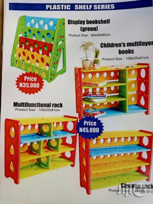 Plastic Shelf Series For School Kids   Manufacturing Services for sale in Lagos State, Ikeja