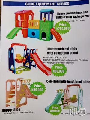 Plastic Slide Equipment Series   Manufacturing Services for sale in Lagos State, Ikeja