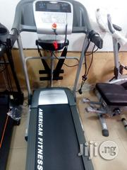American Fitness 2hp Treadmill With Massage And Inclination (Port Harcourt)   Massagers for sale in Rivers State, Port-Harcourt