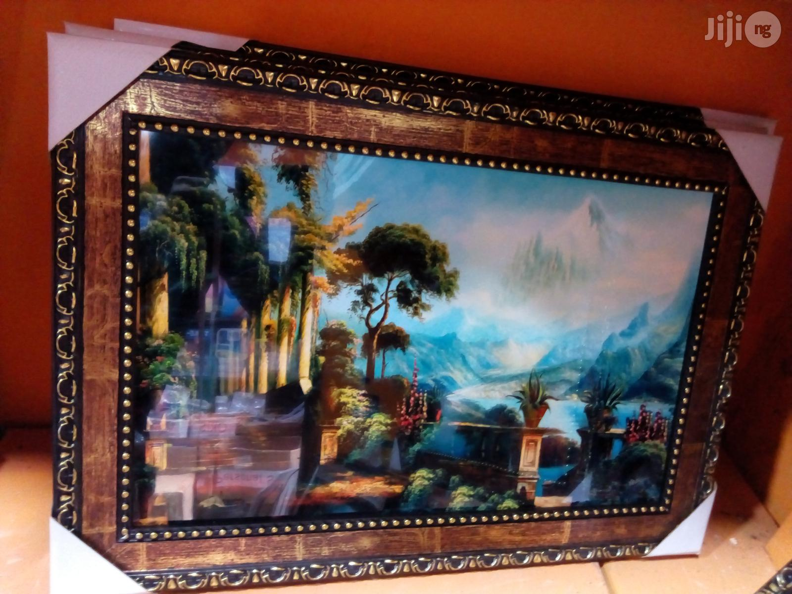 Wall Frame 28inch Long by 18inches Height -$#Sdd4r5   Arts & Crafts for sale in Amuwo-Odofin, Lagos State, Nigeria