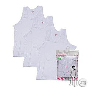 Baby Girl 3 in 1 Singlet | Children's Clothing for sale in Lagos State, Gbagada