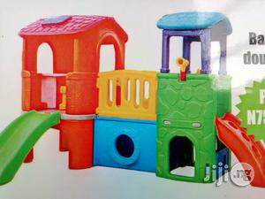 Baby Combination Slide Duble Slide Package Two   Toys for sale in Lagos State, Ikeja
