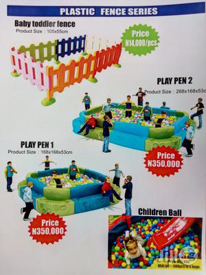 Plastic Fence Series For Kids   Manufacturing Services for sale in Lagos State, Ikeja