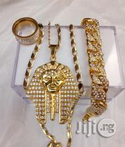 Men Steel Chain With Ring and Bangle | Jewelry for sale in Lagos State