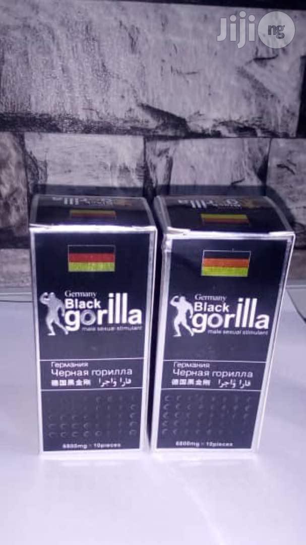 Archive: Black Gorrilla Dick Enlargement Tablet