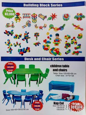 Children House Plastic Balls,Chairs And Tables   Manufacturing Services for sale in Lagos State, Ikeja