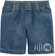 Okie Dokie Pull Up Toddler Boys Denim Shorts - 4T | Children's Clothing for sale in Lagos State, Surulere