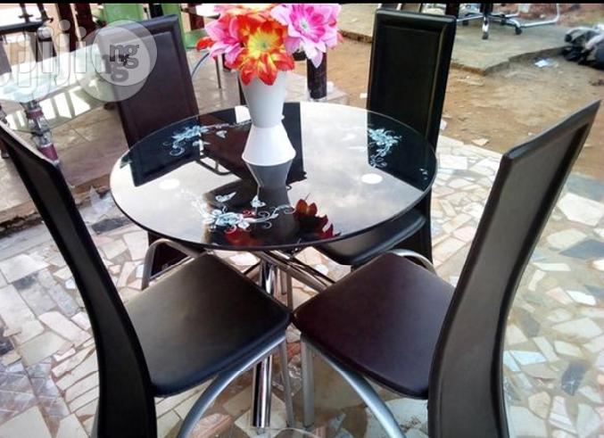 Imported Space Saver 4-Seater Dining Table