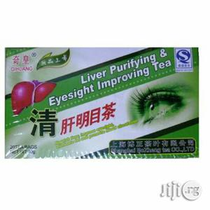 2 Pack Liver Purifying Eyesight Improving Tea (40bags) -80g | Vitamins & Supplements for sale in Lagos State, Apapa