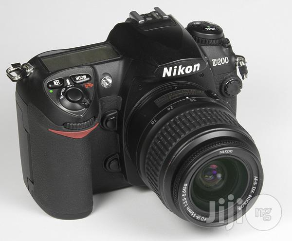 London Used Nikon D200
