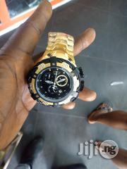Original INVICTA CHRONOGRAFIC Quartz Movement Wrist Watch   Watches for sale in Lagos State
