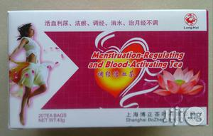 2 Pack MENSTRUATION REGULATING and BLOOD ACTIVATING Tea | Vitamins & Supplements for sale in Lagos State, Apapa