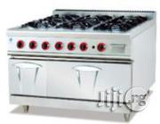 Industrial 6 Burners Cooker | Restaurant & Catering Equipment for sale in Lagos State, Lagos Island