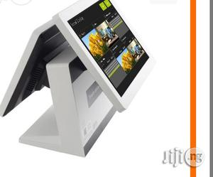 Double Screen POS Machine (Touch Screen 15 Inch)   Store Equipment for sale in Lagos State, Ikeja