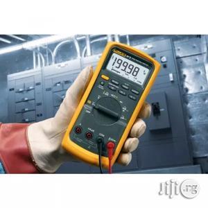 Fluke 87V - Industrial Multimeter | Measuring & Layout Tools for sale in Lagos State, Lagos Island (Eko)