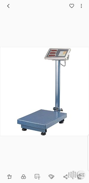 Digital Electronic Platform Scale Double Display Metal Base - 150KG   Store Equipment for sale in Lagos State, Lagos Island (Eko)