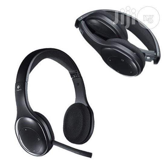 Logitech H800 Bluetooth Headset With Fold Able Mic In Ikeja Headphones Fabulous Concepts Jiji Ng For Sale In Ikeja Buy Headphones From Fabulous Concepts On Jiji Ng