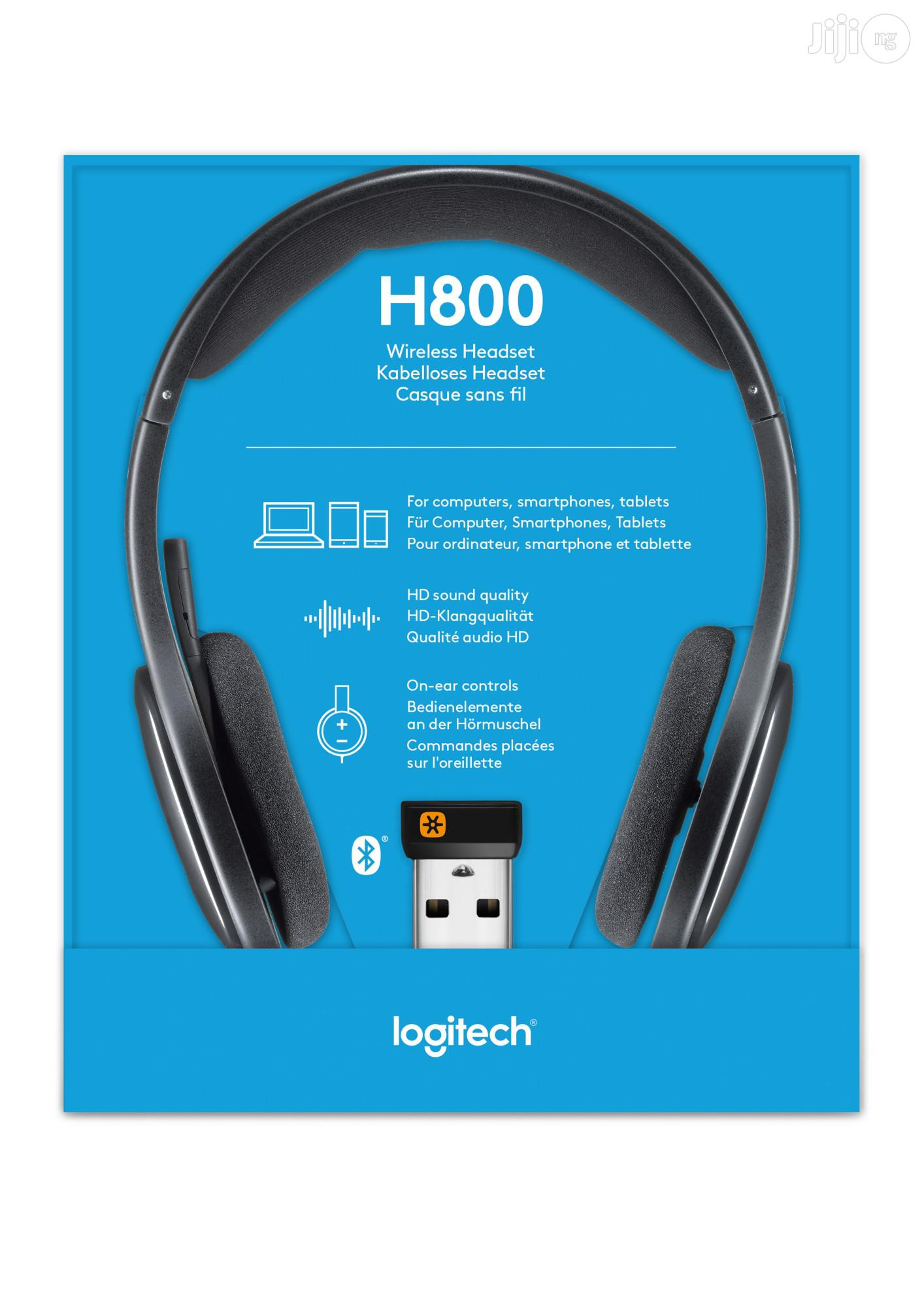 Logitech H800 Bluetooth Headset With Fold Able Mic In Ikeja Headphones Fabulous Concepts Jiji Ng For Sale In Ikeja Buy Headphones From Fabulous Concepts On Jiji Ng