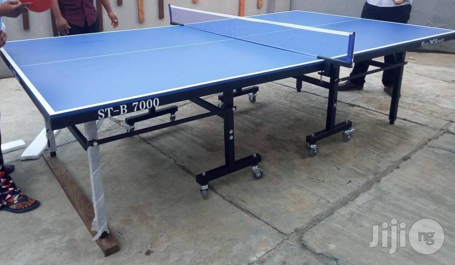 Water Resistant Outdoor Table Tennis