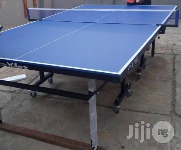 Water Resistant Outdoor Table Tennis | Sports Equipment for sale in Lagos Island (Eko), Lagos State, Nigeria