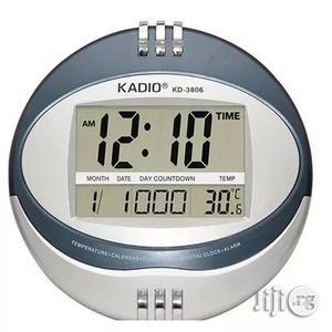 Digital Wall Clock | Home Accessories for sale in Lagos State, Lagos Island (Eko)