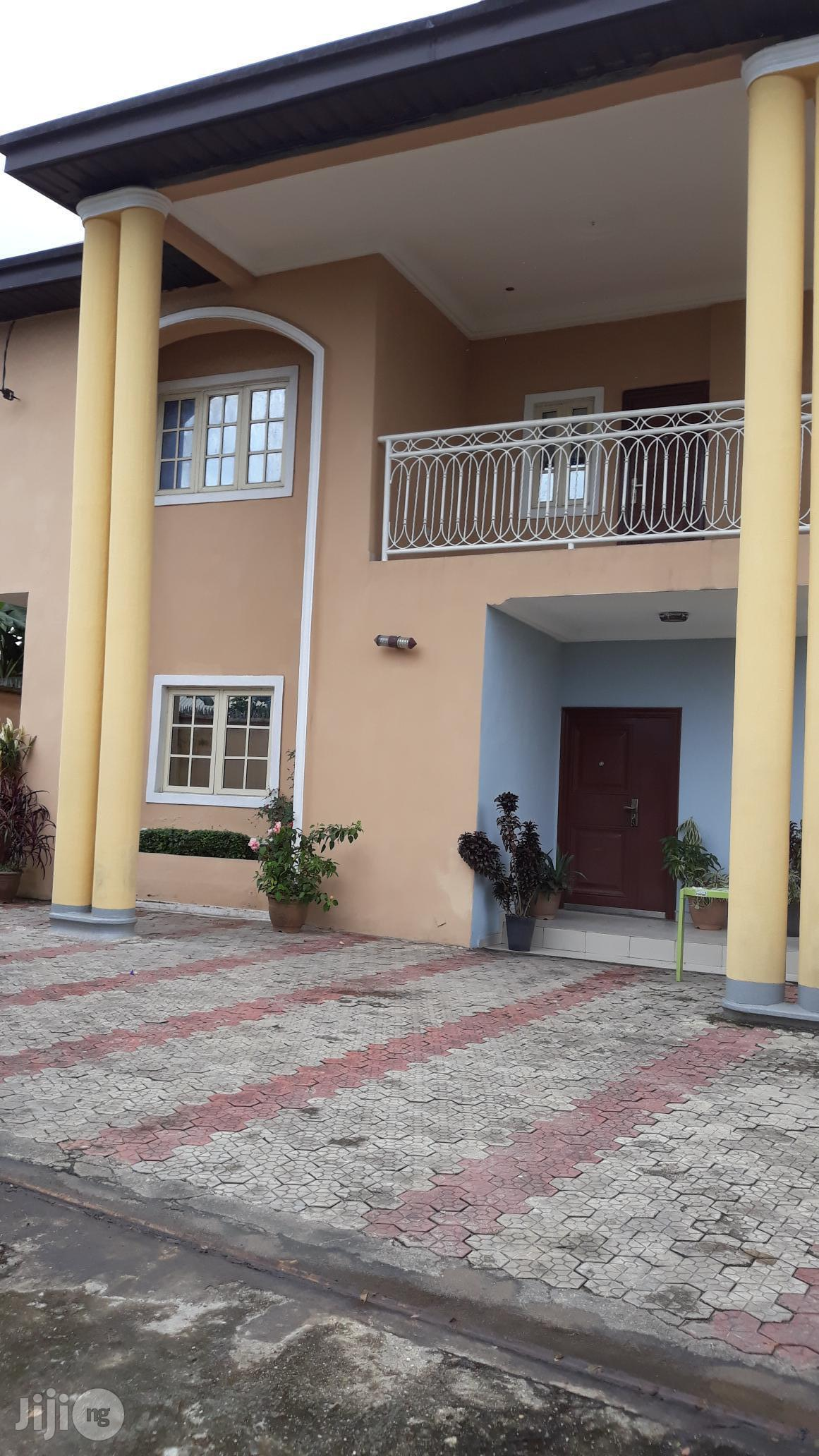 Four Bedroom Duplex | Houses & Apartments For Sale for sale in Port-Harcourt, Rivers State, Nigeria