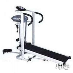 Manual Treadmill With Twister and Massager   Massagers for sale in Lagos State, Victoria Island