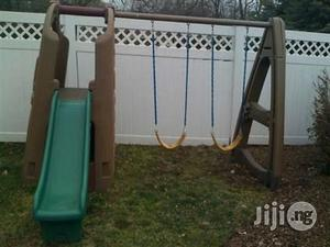 Playhouse With A Slide And Double Swings | Toys for sale in Lagos State