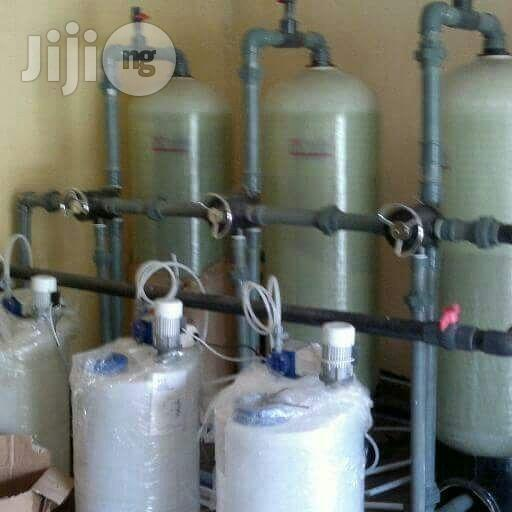 Water Treatment Plant   Manufacturing Equipment for sale in Agege, Lagos State, Nigeria