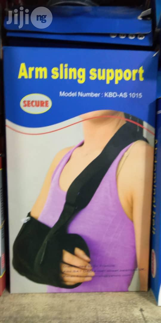 Secure Arm Sling Support