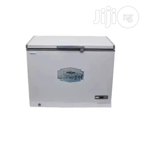 Bruhm 200L Chest Freezer - Bcf-200f - Silver