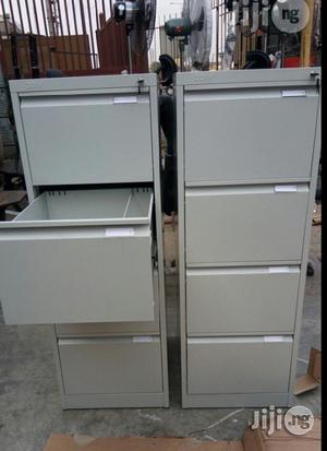 Exotic 4-drawer Office Filing Cabinet | Furniture for sale in Lagos State, Ikeja