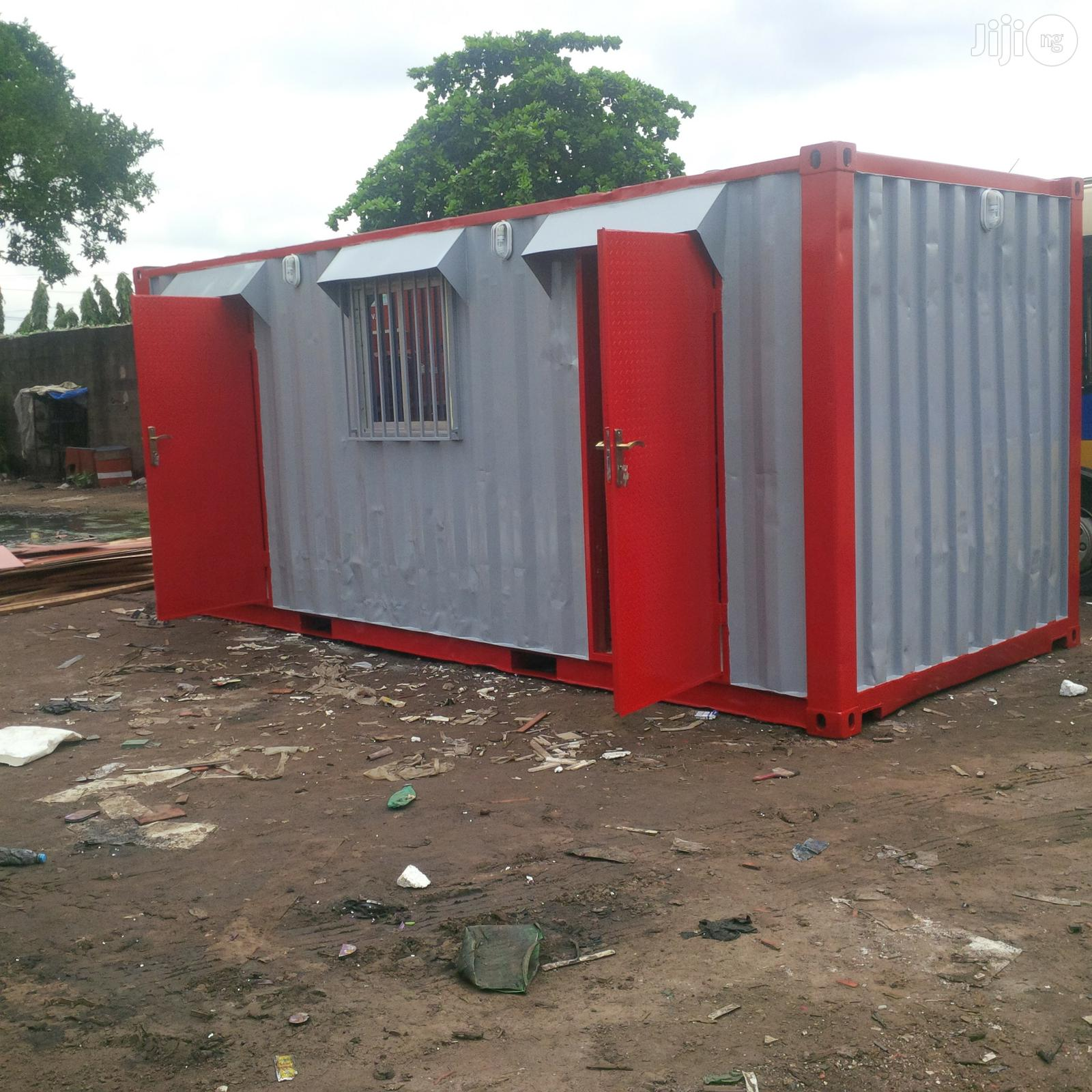 Archive: Portacabin / Office Container Cabin Manufacturer